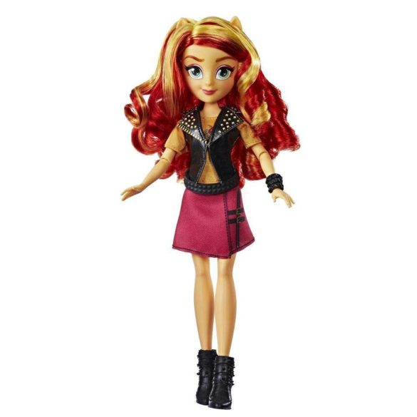 Papusa My Little Pony Equestria Girls Sunset Shimmer 1