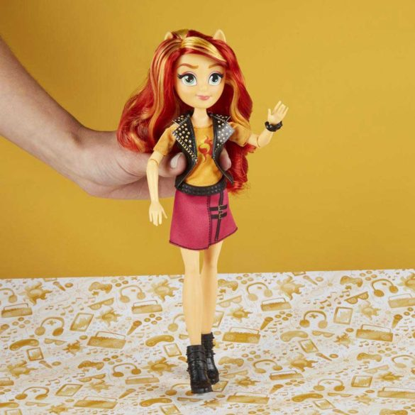 Papusa My Little Pony Equestria Girls Sunset Shimmer 2