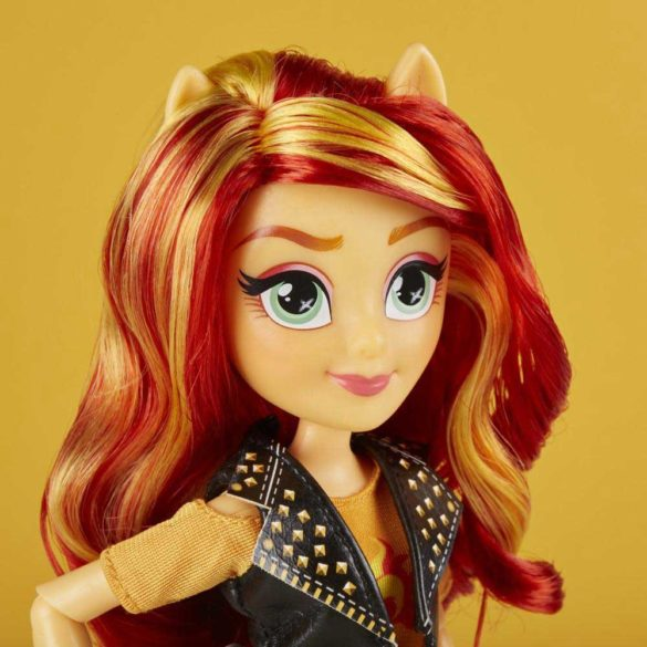 Papusa My Little Pony Equestria Girls Sunset Shimmer 6