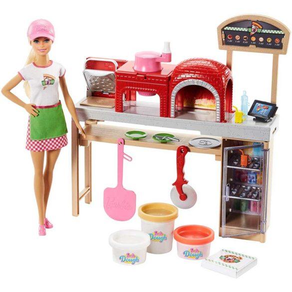 Set de joaca Mattel Barbie Pizzerie 1