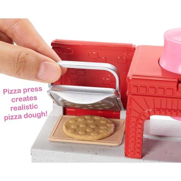 Set de joaca Mattel Barbie Pizzerie 2