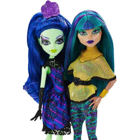Monster High Scream Sugar Papusa Nefera de Nile si Amanita 4