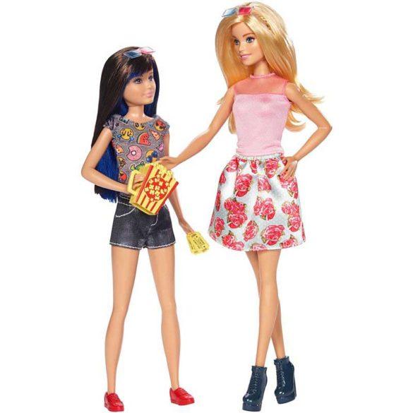 Pachet Doua Papusi Barbie Skipper la Filmul 3D 2