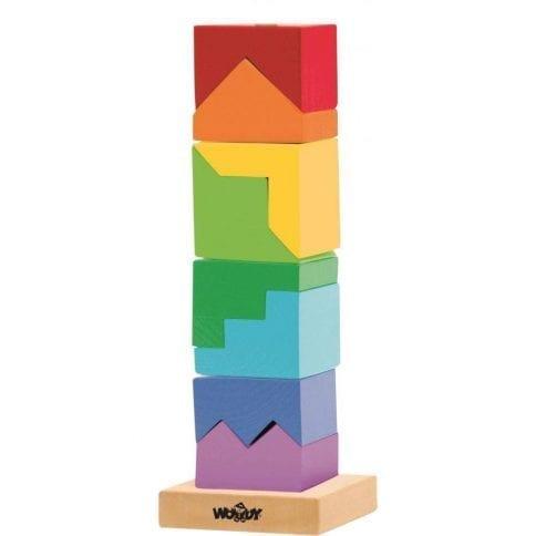 Turnul din Lemn de Inaltat si Potrivit