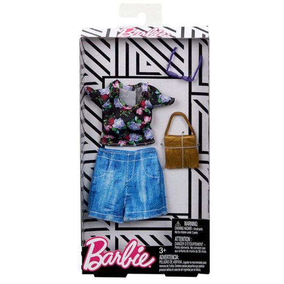Barbie Hainute Complete Topul Multicolor FLP79 2
