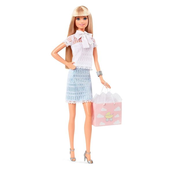 Barbie Papusa de Colectie Welcome Baby Shower 1