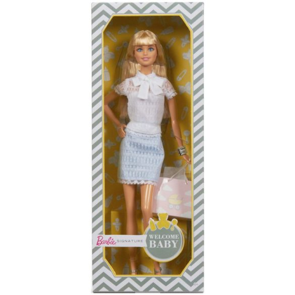 Barbie Papusa de Colectie Welcome Baby Shower 6