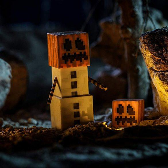Figurina Minecraft Seria 3 Snow Golem 2