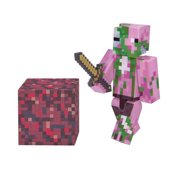 Figurina Minecraft Seria 3 Zombie Pigman 1