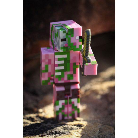 Figurina Minecraft Seria 3 Zombie Pigman 2