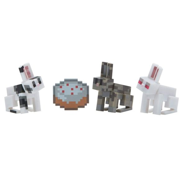 Figurina Minecraft Seria 4 Bunnies 1
