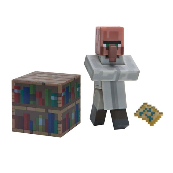 Figurina Minecraft Seria 4 Librarian 1