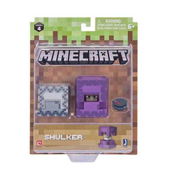 Figurina Minecraft Seria 4 Shulker 3