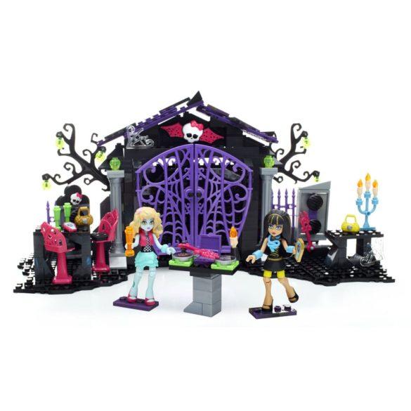 Monster High Mega Bloks Petrecerea din Gradina 1