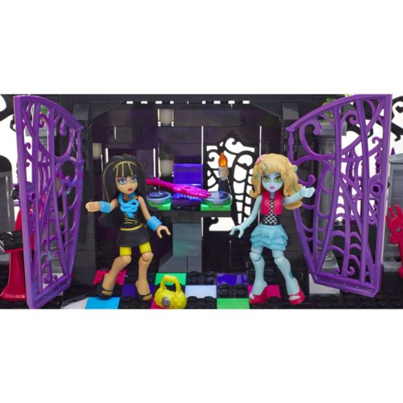 Monster High Mega Bloks Petrecerea din Gradina 3