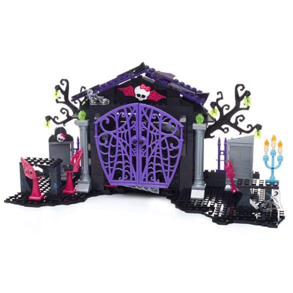 Monster High Mega Bloks Petrecerea din Gradina 4