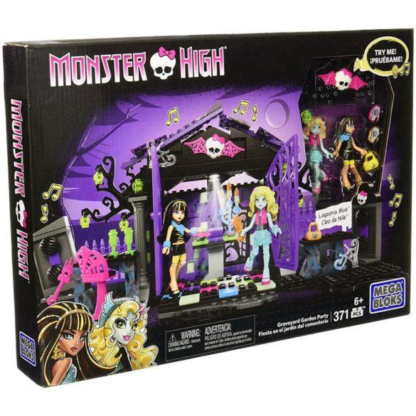 Monster High Mega Bloks Petrecerea din Gradina 9