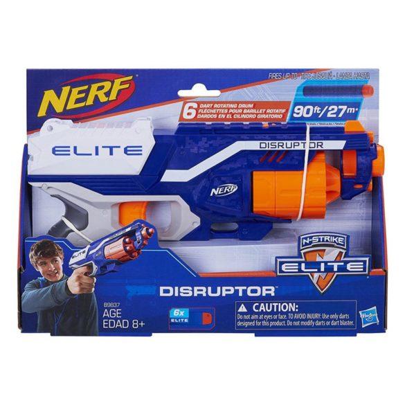 Pistol de Jucarie Nerf N Strike Elite Disruptor 10