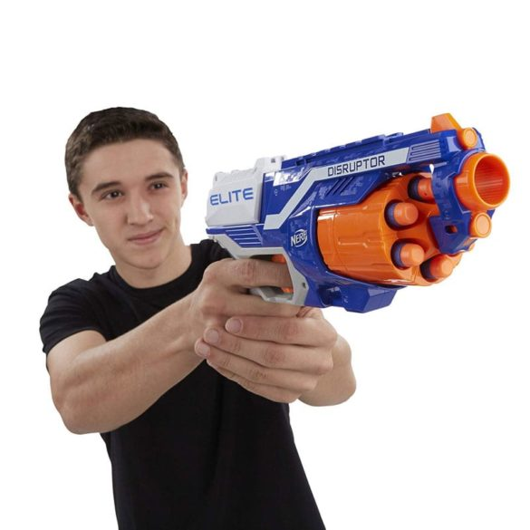 Pistol de Jucarie Nerf N Strike Elite Disruptor 8