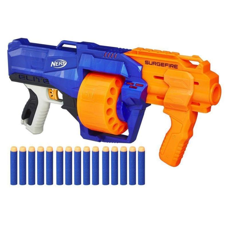 Pistol de Jucarie Nerf N-Strike Elite SurgeFire