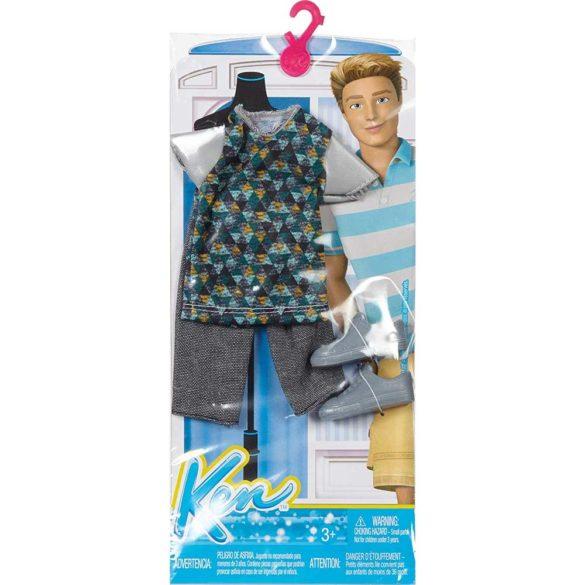 Barbie Accesorii pentru Ken Tricoul in Carouri 2