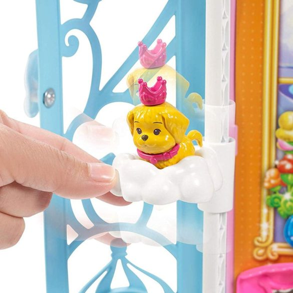 Barbie Dreamtopia Castelul Curcubeu 5