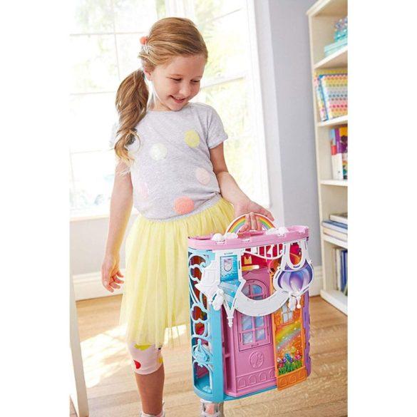 Barbie Dreamtopia Castelul Curcubeu 7