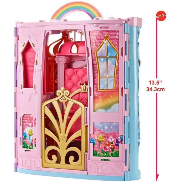 Barbie Dreamtopia Castelul Curcubeu 9