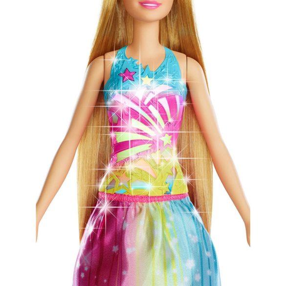 Barbie Dreamtopia Papusa Perie si Straluceste 2