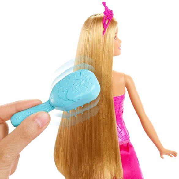 Barbie Dreamtopia Papusa Perie si Straluceste 6