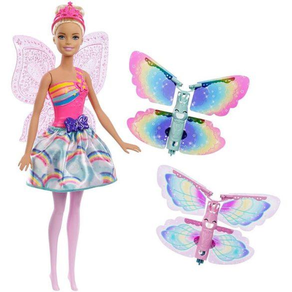 Barbie Dreamtopia Papusa cu Aripi Zburatoare 1