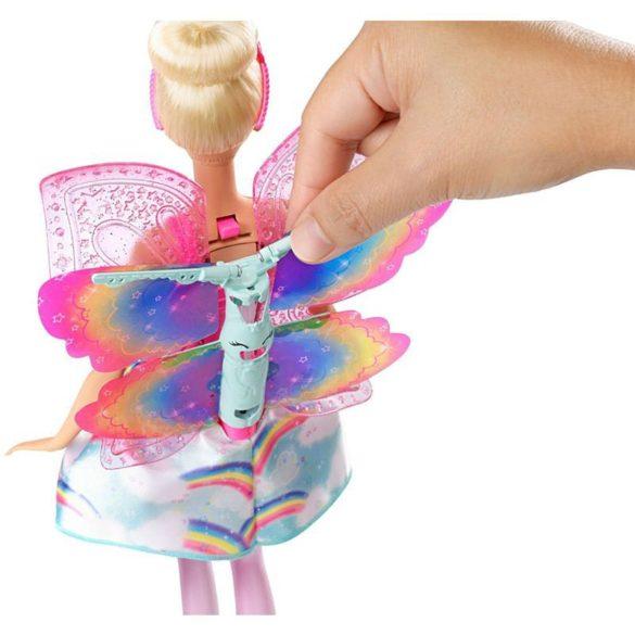 Barbie Dreamtopia Papusa cu Aripi Zburatoare 8