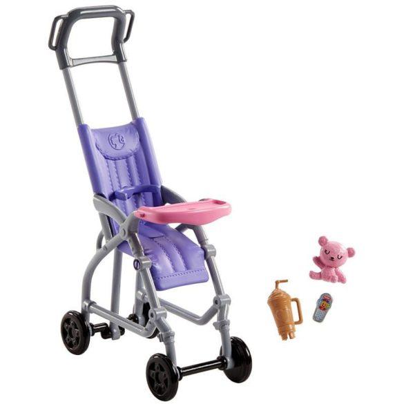 Barbie si Familia Setul de Joaca cu Bebelus si Carucior 3