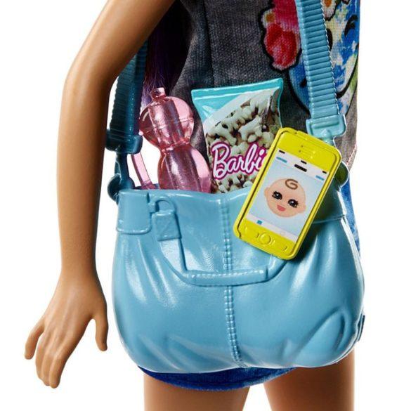 Barbie si Familia Setul de Joaca cu Bebelus si Carucior 5