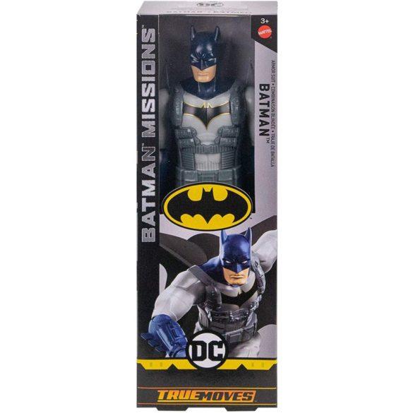 Batman Missions Figurina Batman Armura de Lupta Miscari Reale FVM75 5