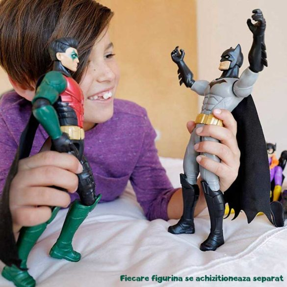 Batman Missions Figurina Batman cu Miscari Reale 4