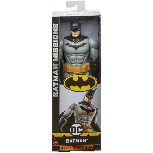 Batman Missions Figurina Batman cu Miscari Reale 5