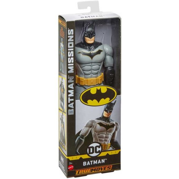 Batman Missions Figurina Batman cu Miscari Reale 6
