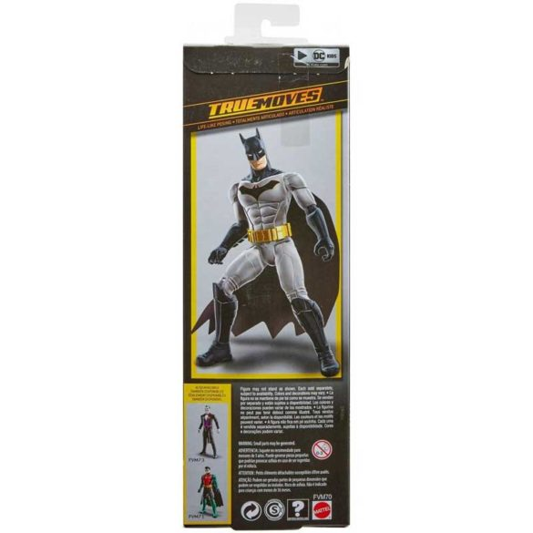 Batman Missions Figurina Batman cu Miscari Reale 7