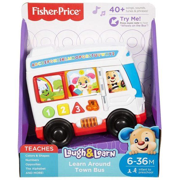 Fisher Price Autobuzul cu sunete 6