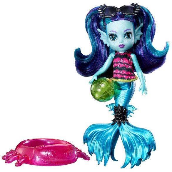 Monster High Monster Family Papusa Ebbie Blue 2