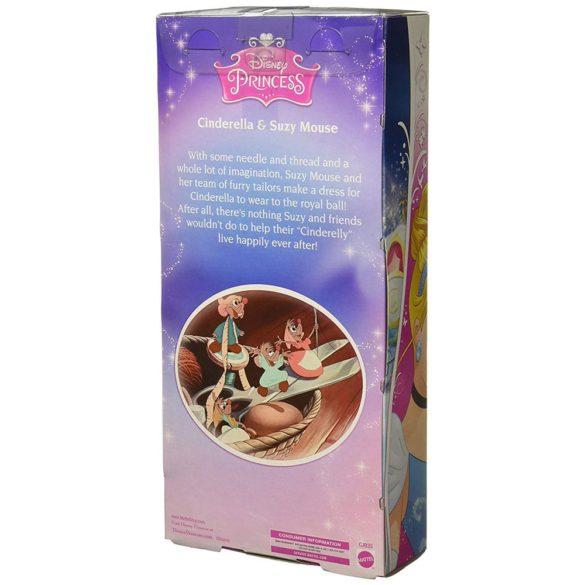 Papusa Disney Cenusareasa si Figurina Soricel Suzy 7