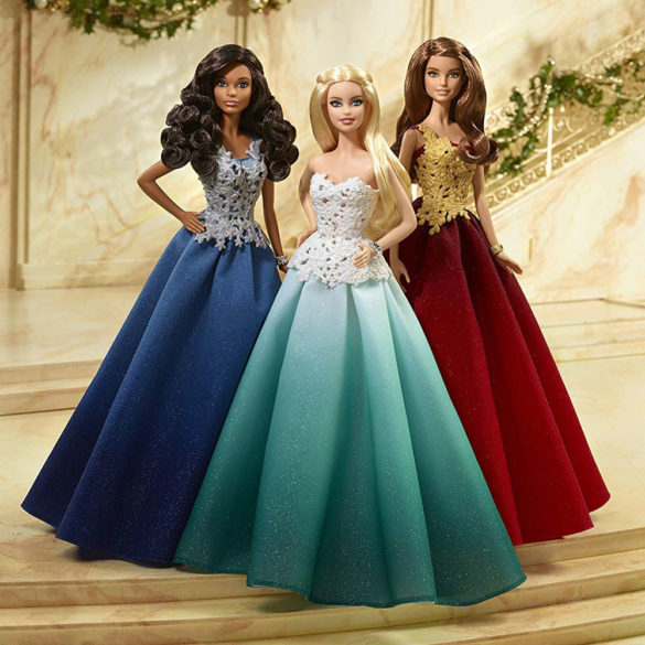 Papusa Mattel Barbie Editie Delux 2016 Holiday