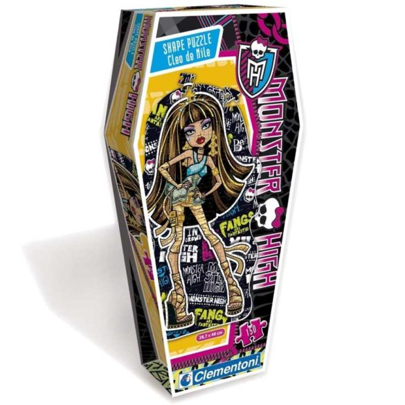 Puzzle Monster High Model Cleo de Nile 150 Piese 1