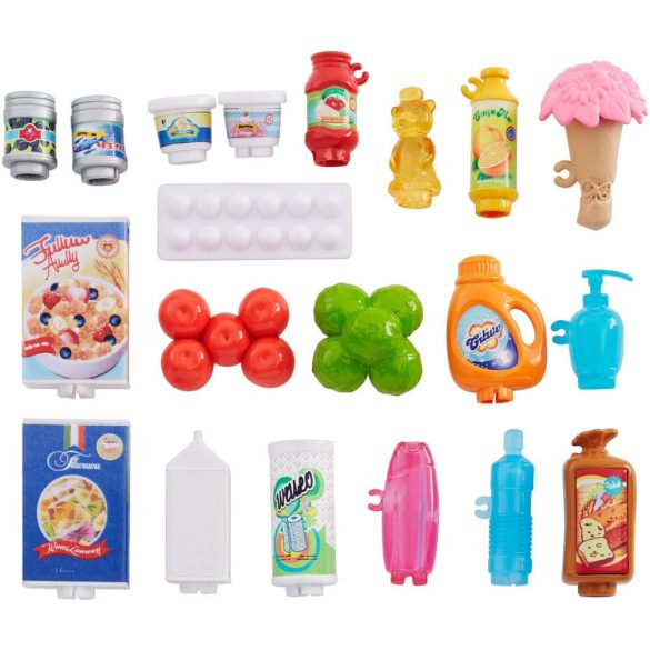 Set de joaca supermarket Barbie FRP01 3