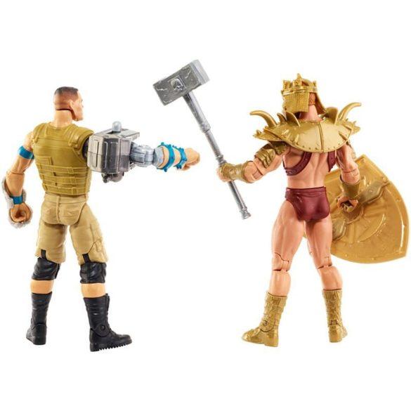 WWE Construieste Figurina John Cena VS Triple H 2