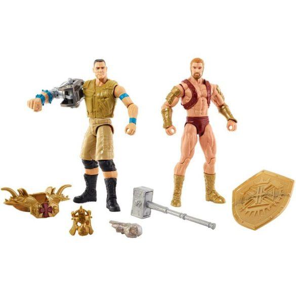 WWE Construieste Figurina John Cena VS Triple H 4