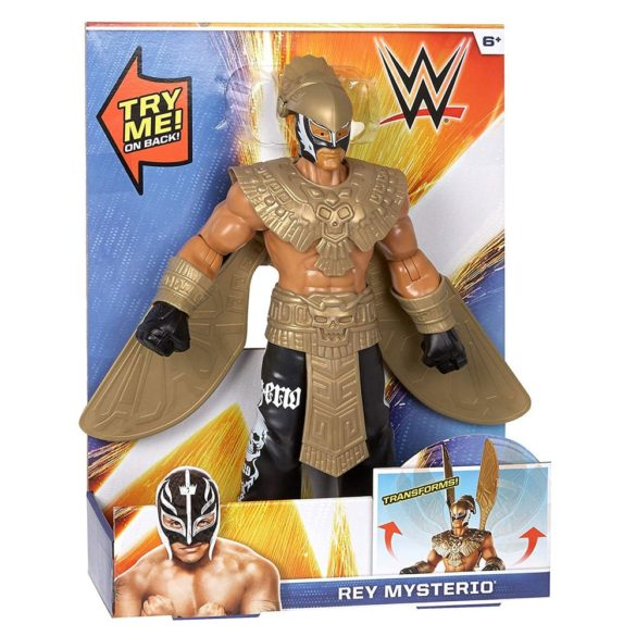 WWE Figurina Mare Rey Mysterio cu Aripi 30 Cm. 5