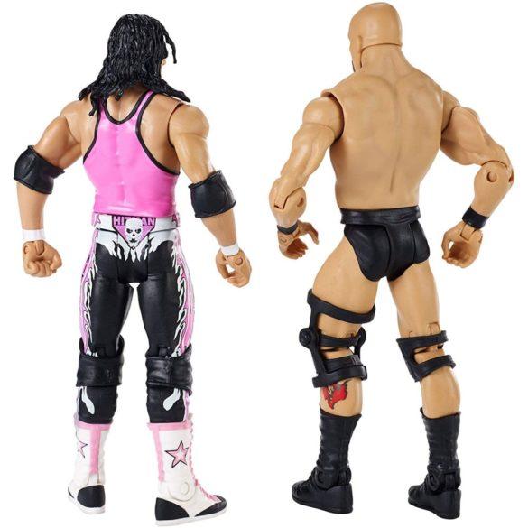 WWE Wrestlemania Pachet Figurine Stone Cold vs Bret Hart 4