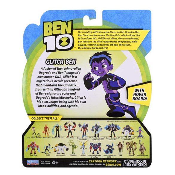 Ben 10 Figurina Glitch 4